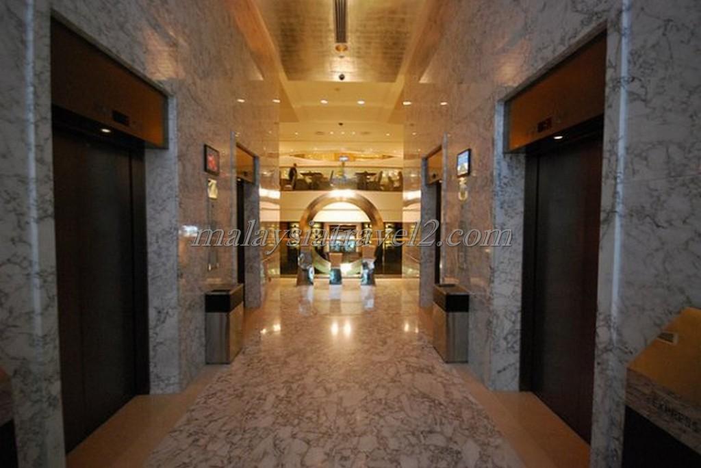 الاستقبال في فندق ويستن كوالالمبور5