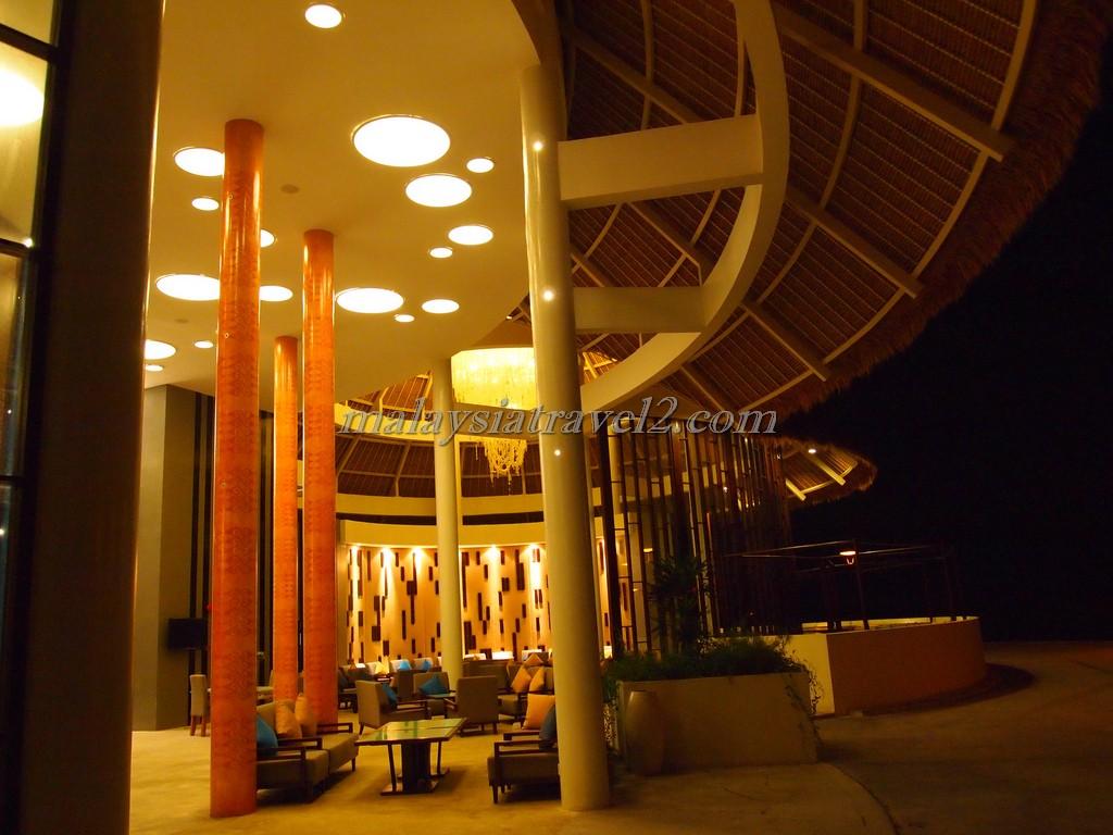 الاستقبال و اللوبي في فندق جولدن بالم تري ماليزيا3