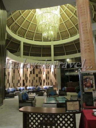 الاستقبال و اللوبي في فندق جولدن بالم تري ماليزيا4