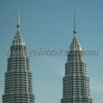 Petronas Twin Towers البرجين التوأم بتروناس