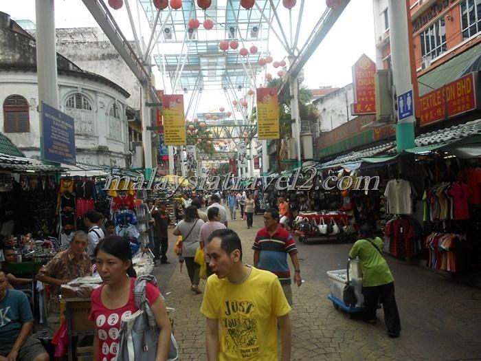 السوق الصيني في كوالالمبور11