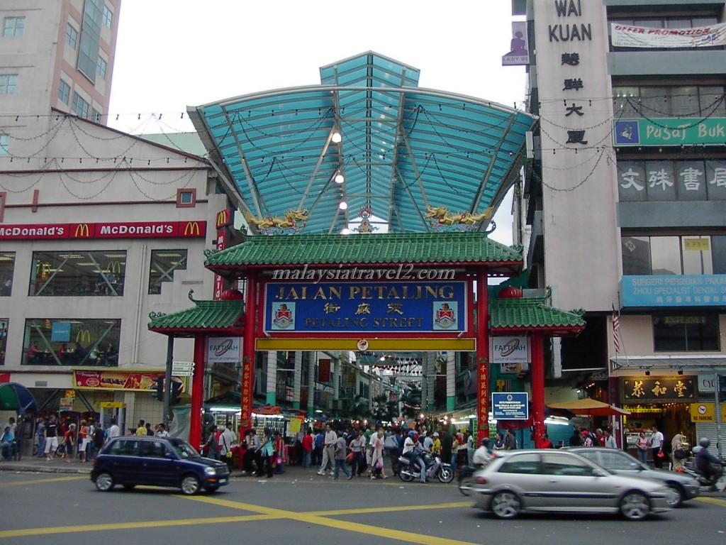 السوق الصيني في كوالالمبور13