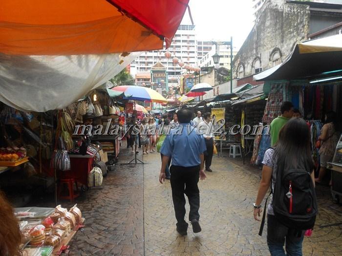 السوق الصيني في كوالالمبور14