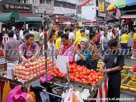 السوق الصيني في كوالالمبور4