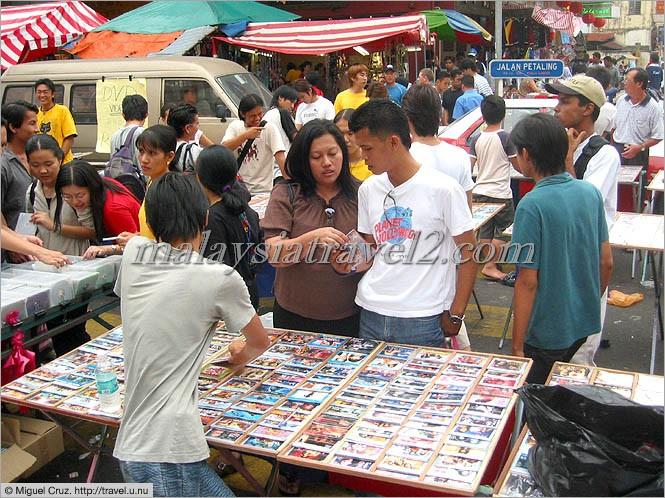 السوق الصيني في كوالالمبور5