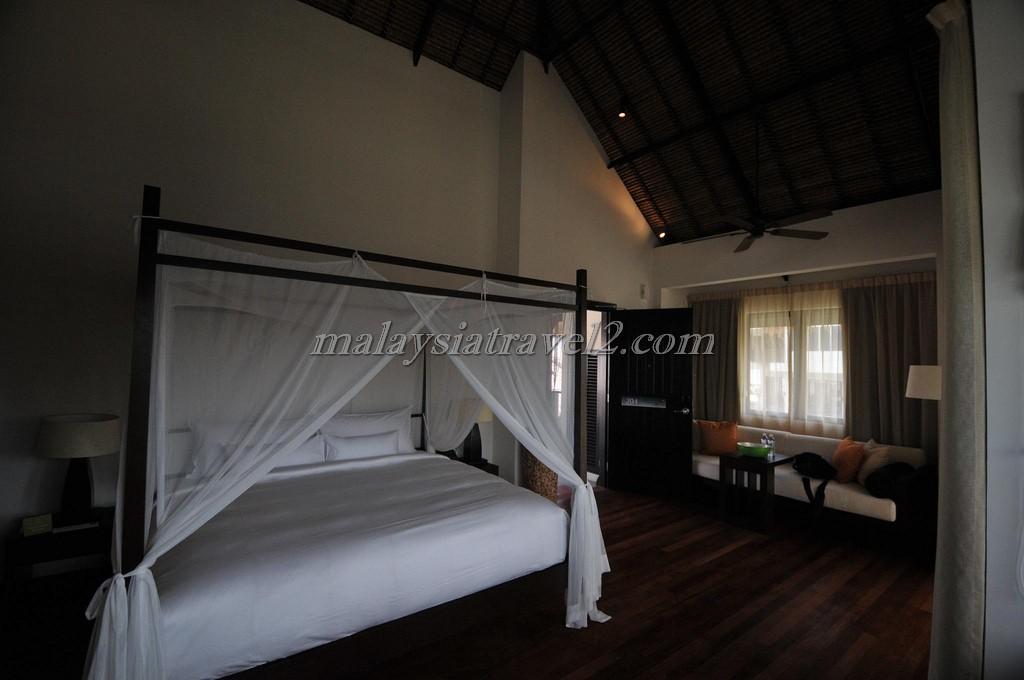 الغرف في فندق جولدن بالم تري ماليزيا1