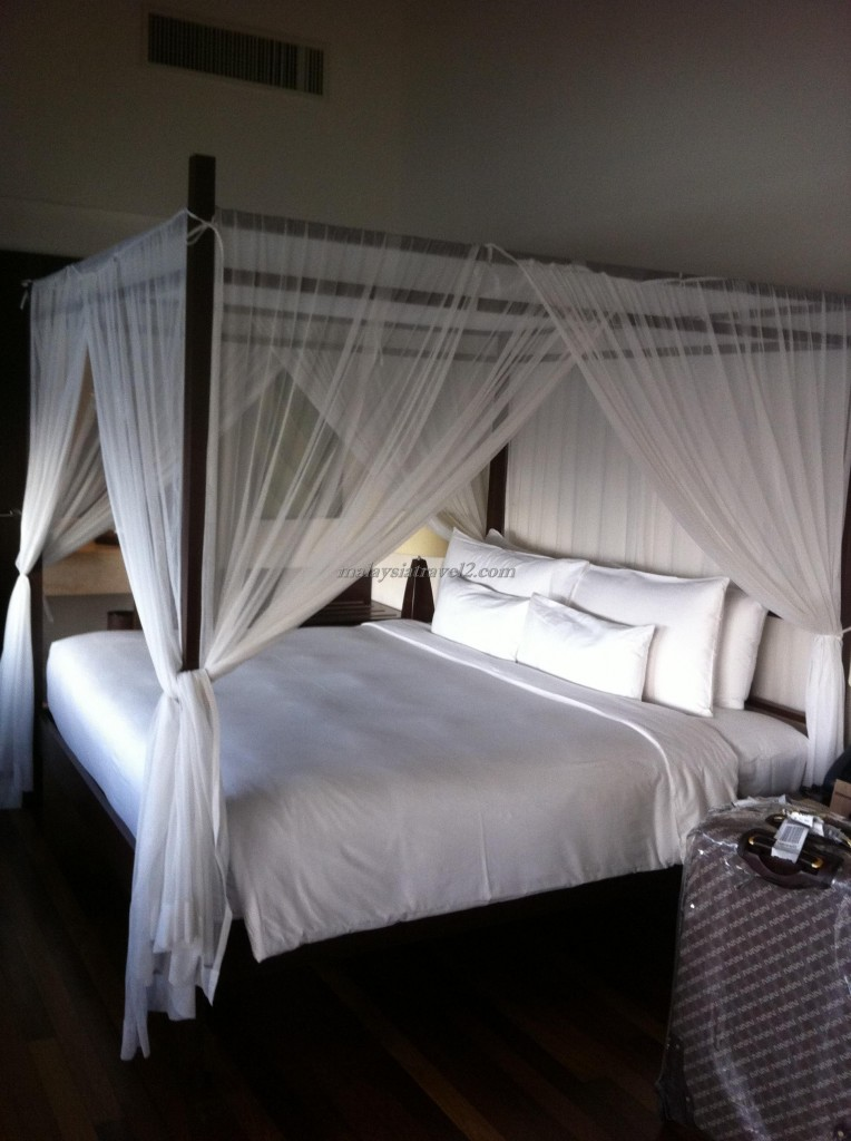 الغرف في فندق جولدن بالم تري ماليزيا7