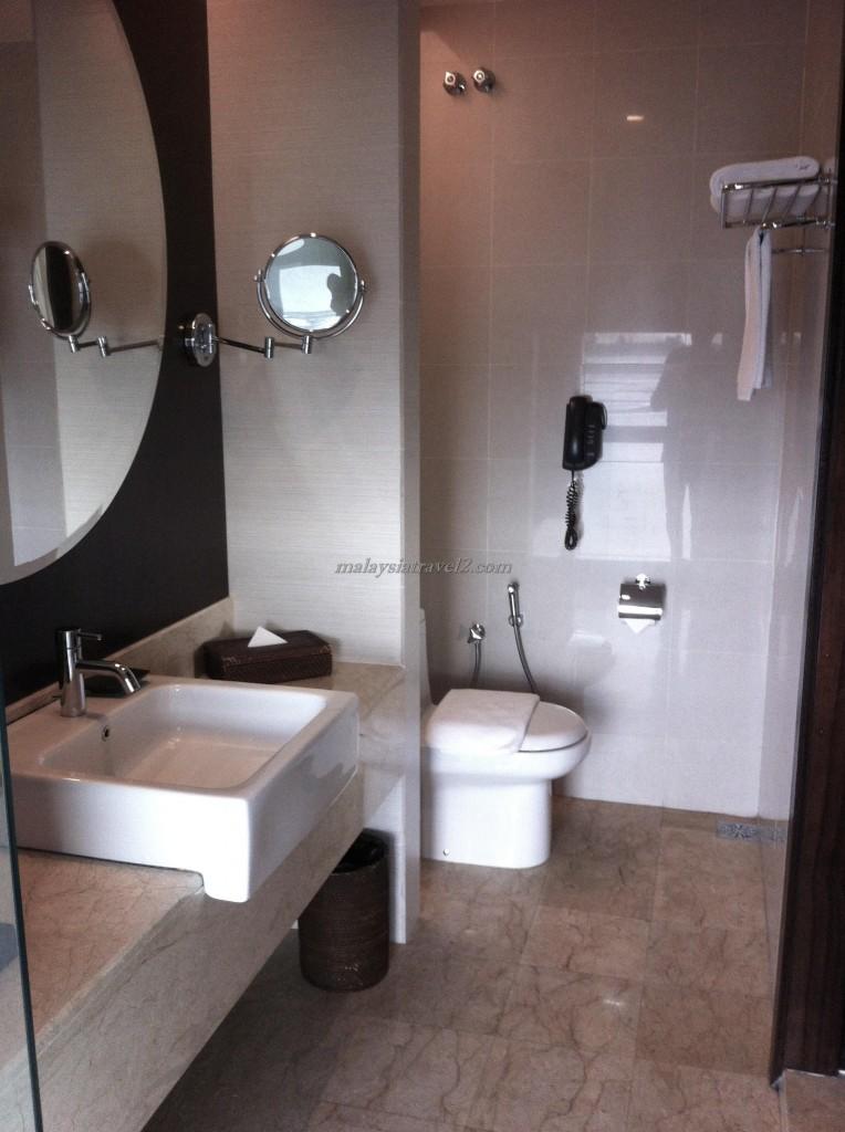 الغرف في فندق جولدن بالم تري ماليزيا8