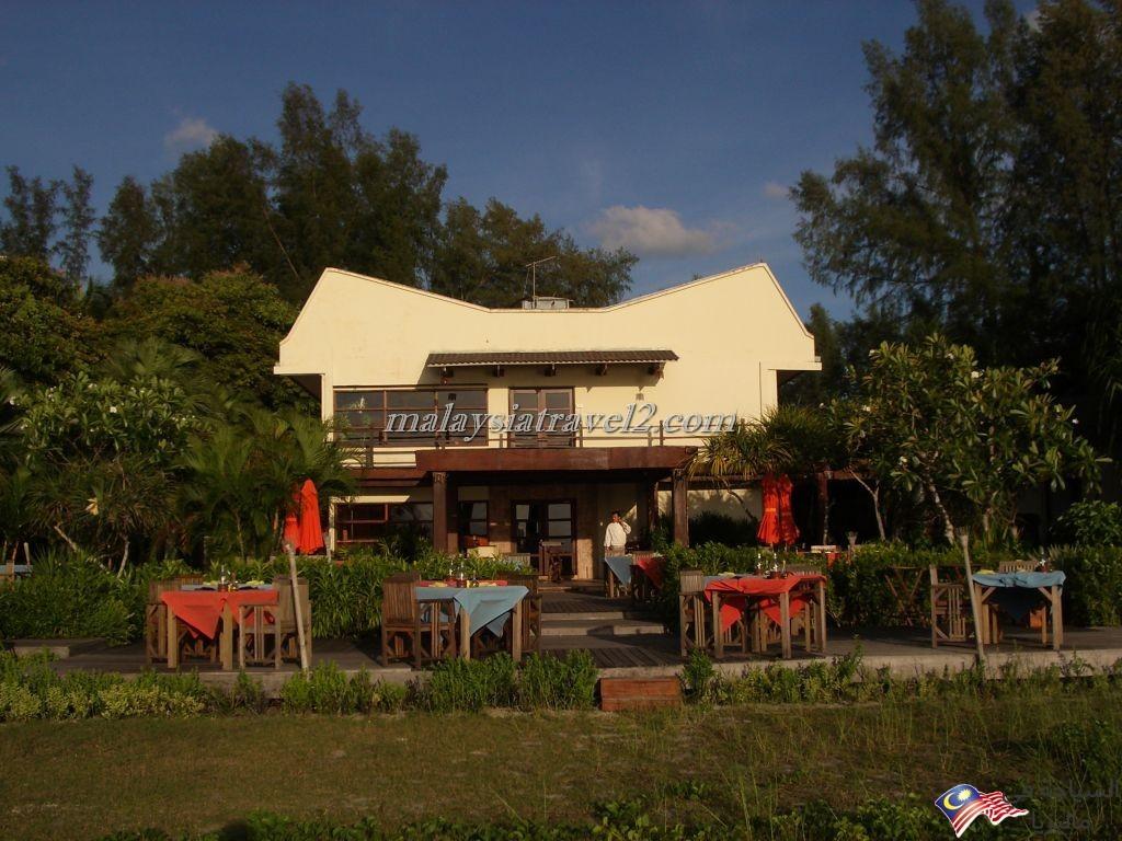 المطعم في منتجع تانجونج رهو