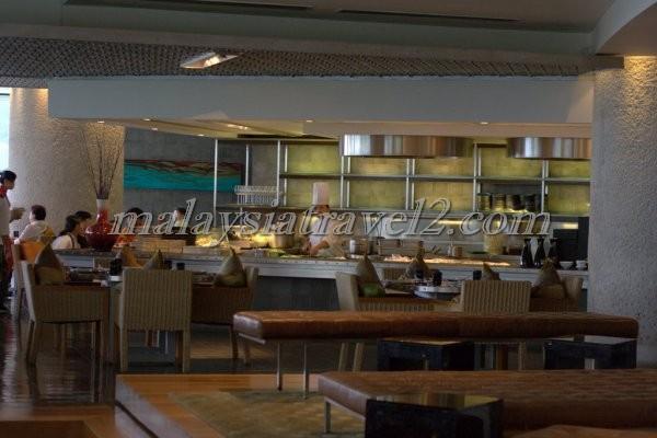 المطعم و الكافيه في ويستن كوالا1