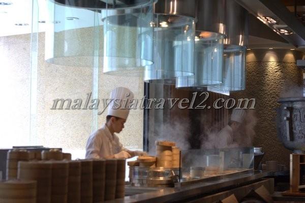 المطعم و الكافيه في ويستن كوالا2