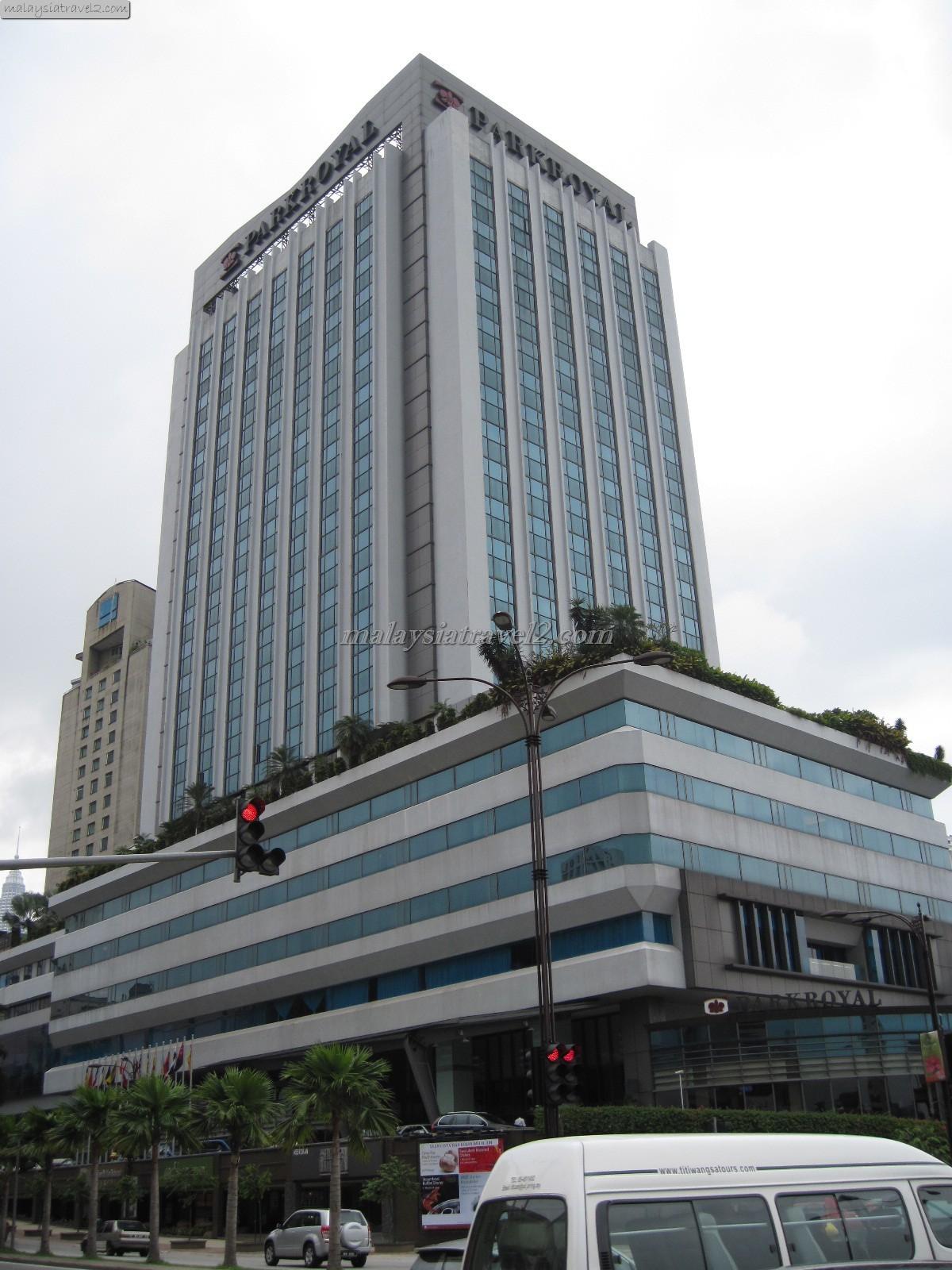 Jalan Imbi The President House