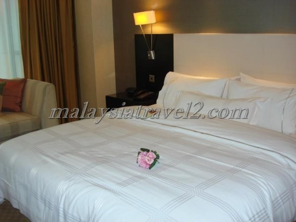 بعض الغرف في فندق ويستن كوالالمبور11