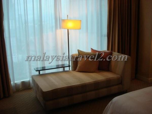 بعض الغرف في فندق ويستن كوالالمبور14