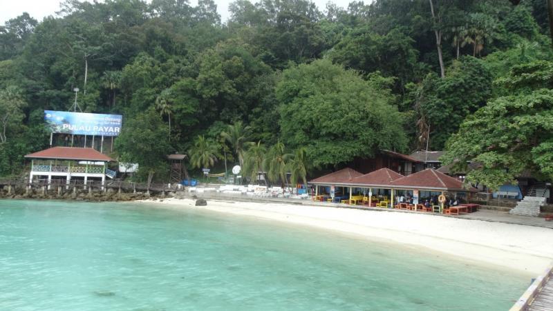 جزيرة باولاو بيار9