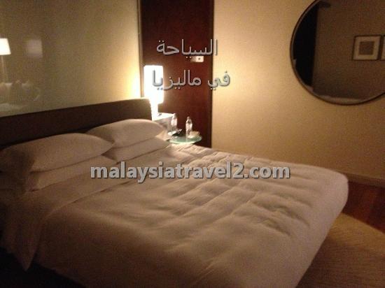 غرف النوم في فندق جراند حياة كوالالمبور6