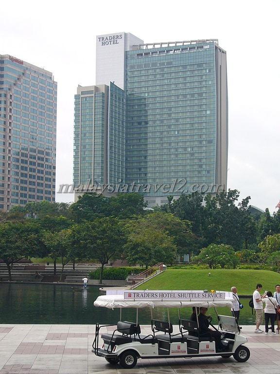 فندق تريدرز كوالالمبور ماليزيا Traders Hotel, Kuala Lumpurصور و تقرير