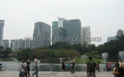 فندق تريدرز كوالالمبور ماليزيا Traders Hotel, Kuala Lumpur10
