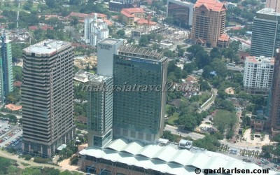 فندق تريدرز كوالالمبور ماليزيا Traders Hotel, Kuala Lumpur12