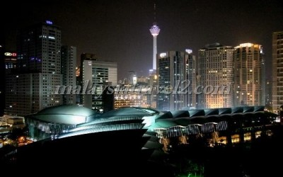 فندق تريدرز كوالالمبور ماليزيا Traders Hotel, Kuala Lumpur3