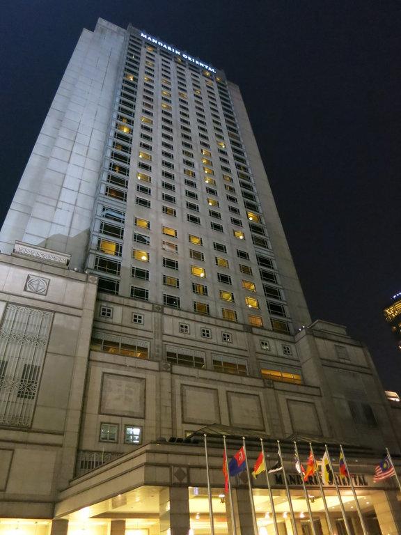 فندق ماندارين أورينتال كوالالمبور