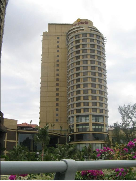 فندق ون وورلد سيلانجور