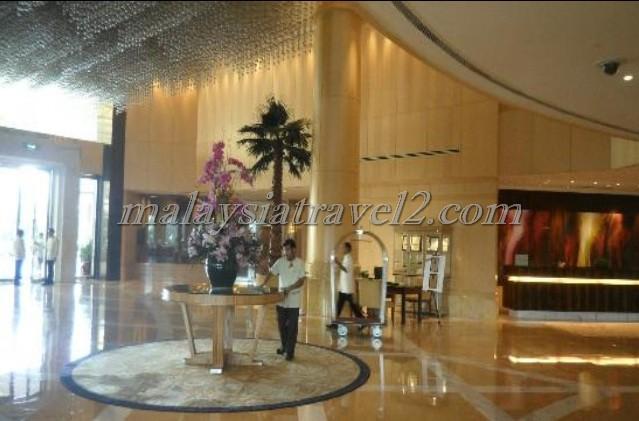 لوبي فندق ون وورلد في سيلانجور1