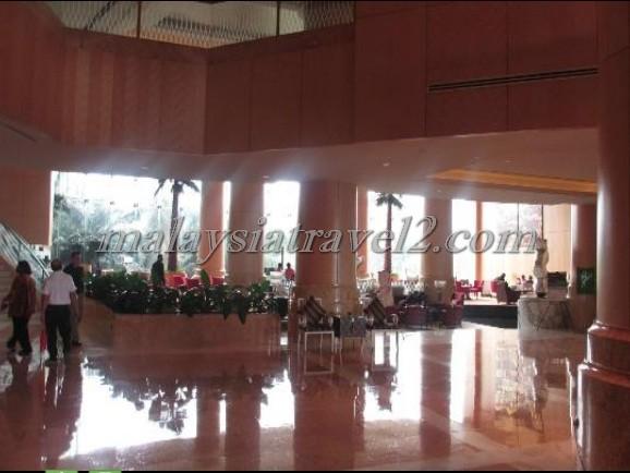 لوبي فندق ون وورلد في سيلانجور3