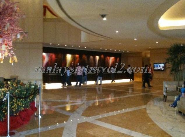 لوبي فندق ون وورلد في سيلانجور4