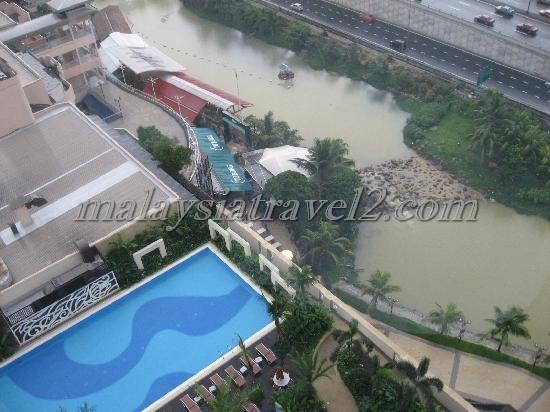 مسبح فندق ون وورلد في سيلانجور1