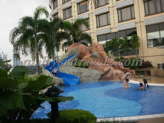 مسبح فندق ون وورلد في سيلانجور2