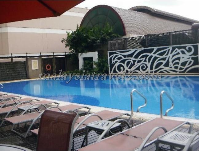 مسبح فندق ون وورلد في سيلانجور4