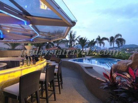 مسبح فندق ون وورلد في سيلانجور5
