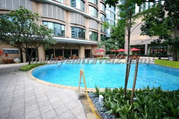 مسبح فندق ويستن كوالالمبور2