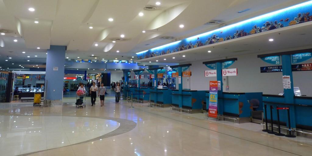 مطار جزيرة بينانج - صالة المغادرة(1)