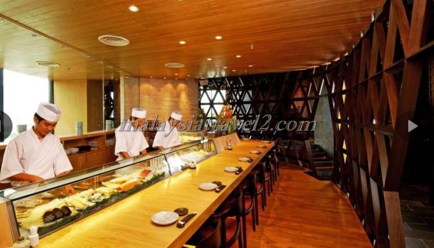 مطعم فندق ون وورلد في سيلانجور4