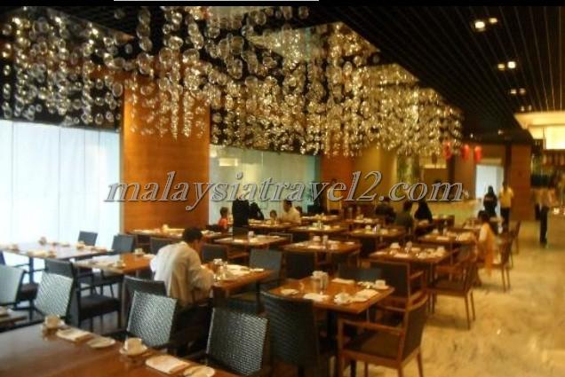 مطعم فندق ون وورلد في سيلانجور5