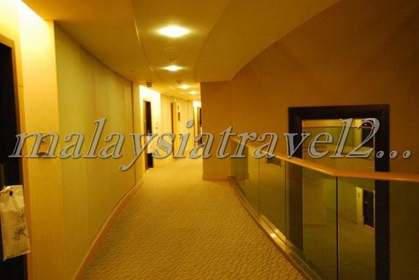 ممرات داخل فندق ويستن كوالالمبور4