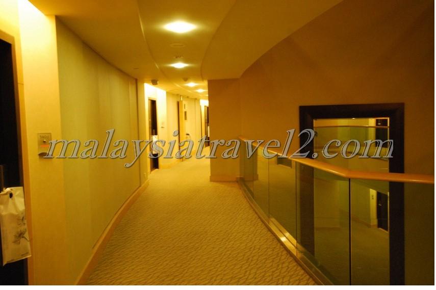 ممرات داخل فندق ويستن كوالالمبور6