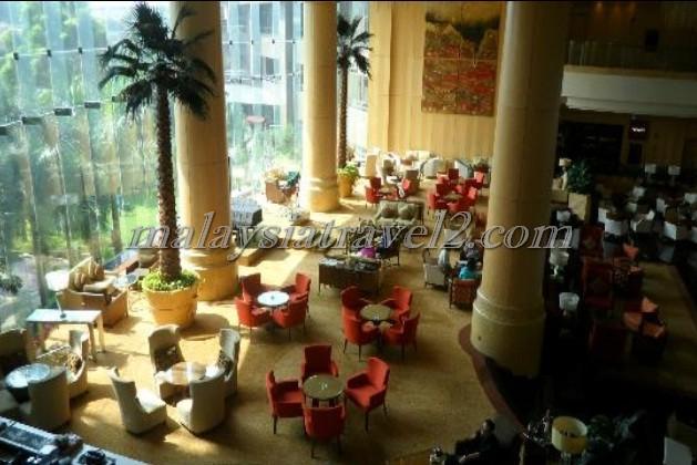 من داخل فندق ون وورلد في سيلانجور4
