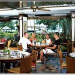 المطعم فندق هوليدي فيلا لنكاوي