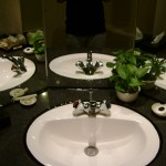 دورة المياة فندق هوليدي فيلا لنكاوي