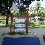 شاطئ فندق هوليدي فيلا لنكاوي