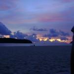 الشاطئ عند الغروب فندق هوليدي فيلا لنكاوي