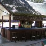كافاتيريا عند الشاطئ فندق هوليدي فيلا لنكاوي