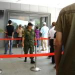 مكان اخذ التذاكر للقطار في هضبة بينانج