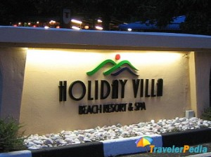 فندق هوليدي فيلا لنكاوى