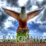 ميدان نصب النسر- لنكاوي Eagle Square
