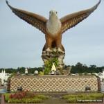 ميدان النسر Langkawi Eagle Square