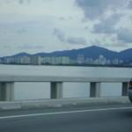 صوره من جسر بينانج